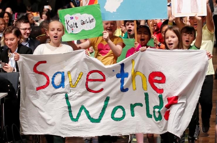Arengumaad kritiseerisid rikaste riikide hoiakut Bonni kliimafoorumil