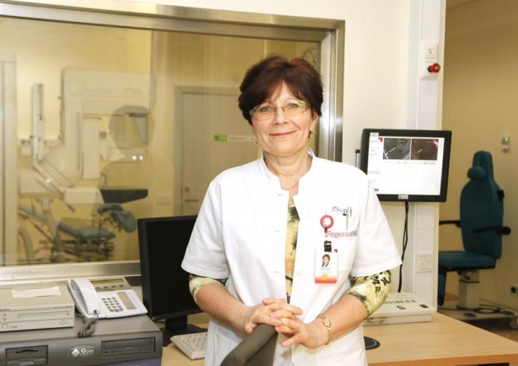PERH-i Grand Lady 2017 Riina Kütner: vähiarstid on parandamatud optimistid
