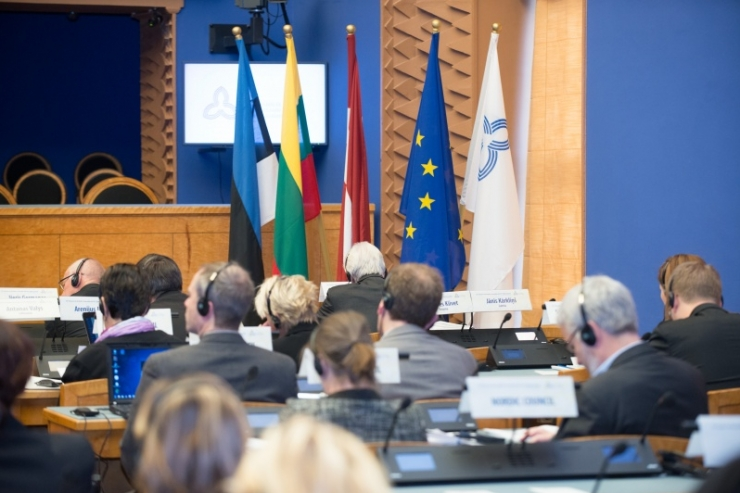 Balti Assamblee andis soovitusi koostöö ja idapartnerluse kohta