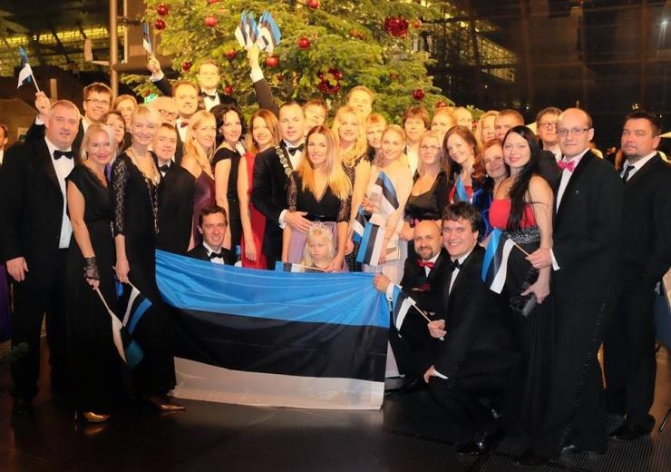 JCI maailmakongress toob Tallinna 5000 osalejat