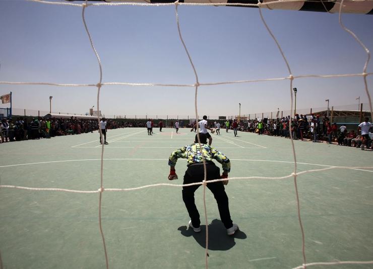 Pagulastele kultuuri- ja spordiprogrammi hankele tuli kolm taotlust