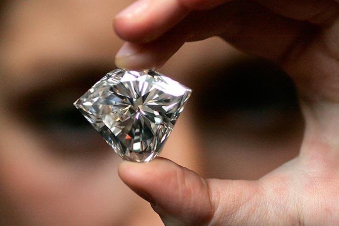 Sierra Leones leiti 476-karaadine teemant