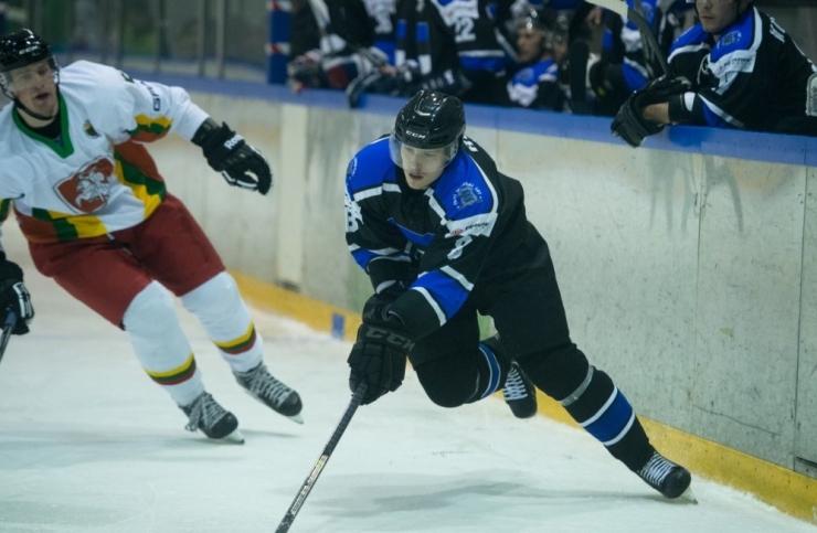 Eesti jäähokikoondis alistas Crowns Baltic Challenge Cupil Ukraina 3:1