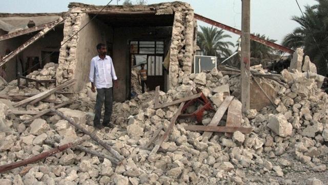 Iraagi-Iraani maavärina ohvrite arv on tõusnud 328-ni