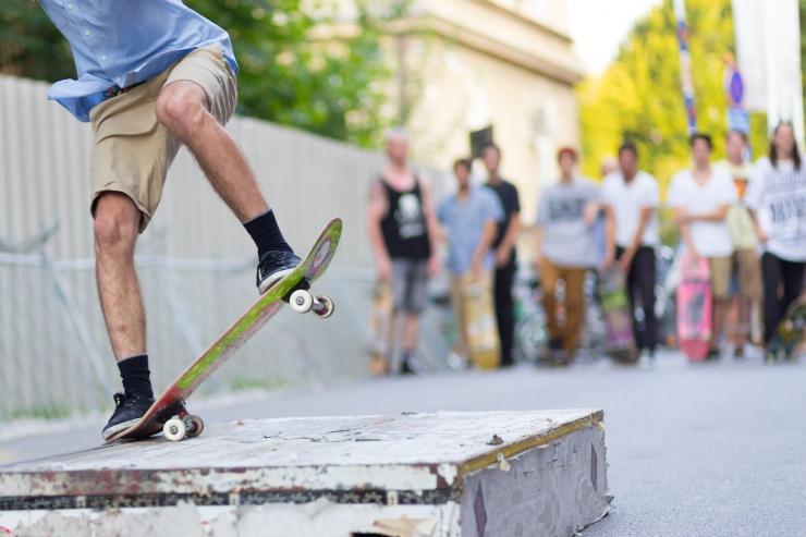 Tallinnas tuleb noortele viis tänavaspordifestivali