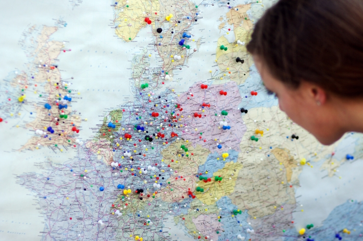 Linnaplaneerimise Amet kutsub geograafia ja geoinfosüsteemide teabepäevale