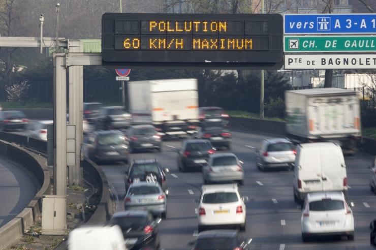 Tallinna–Pärnu maantee saab esimesed elektroonilised liiklusmärgid