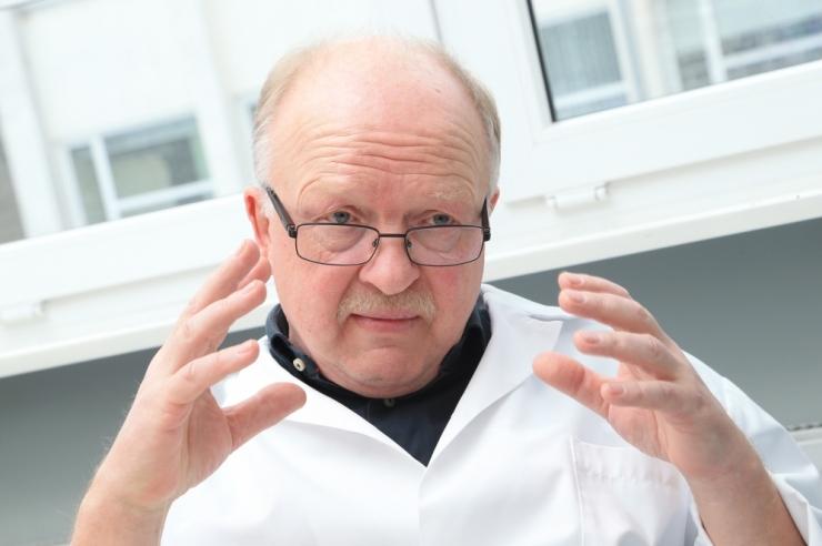 Dr Matti Maimets HIV-epideemiast: 3000 haiget pole ravil ja nakatavad teisi