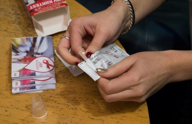 Narva linnaarst: tohtrid ei söanda oma patsiente HI-viiruse suhtes testida