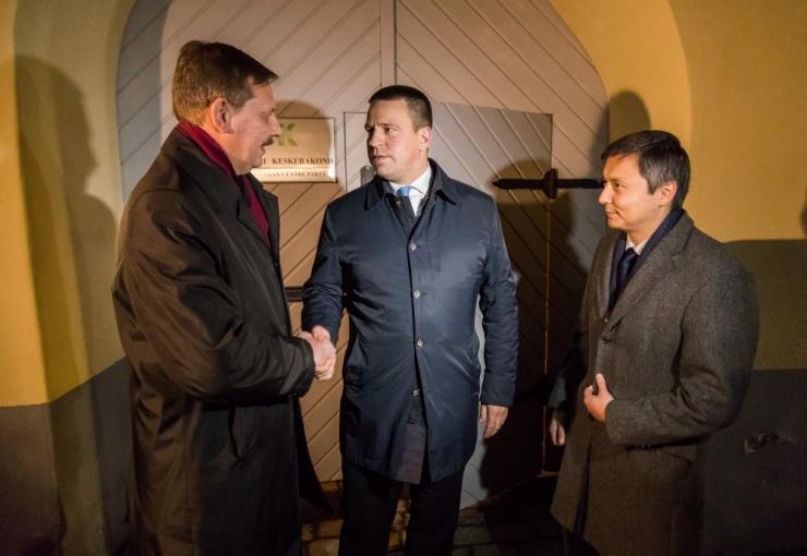 Selgusid neli Tallinna linnaosavanema kandidaati