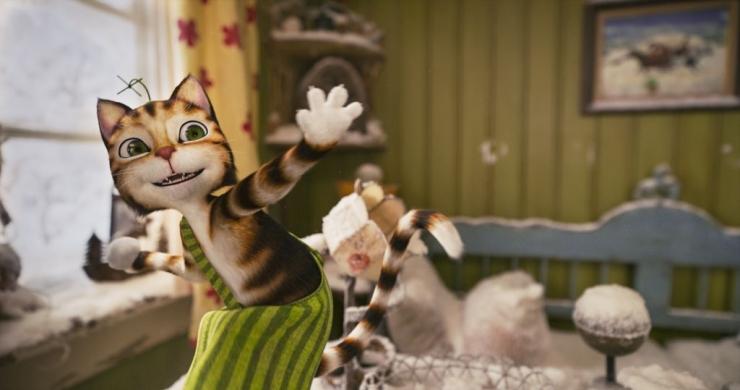 """VIDEO! Esilinastub lustakas perefilm """"Pettson ja Findus. Maailma parimad jõulud."""""""