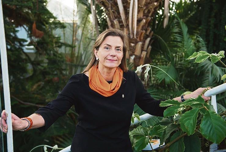 URVE SINIJÄRV: Botaanikaaed päästab haruldasi liike ja muudab inimesi paremaks