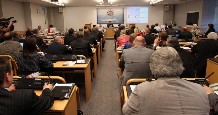 Tallinna Linnavolikogu kinnitas komisjonide koosseisud