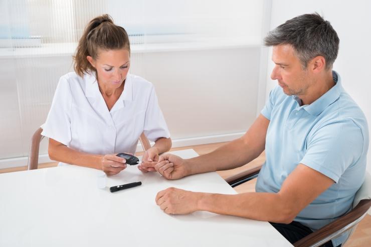 Veresuhkru tase osutus kõrgemaks ligi kolmandikul testinutest