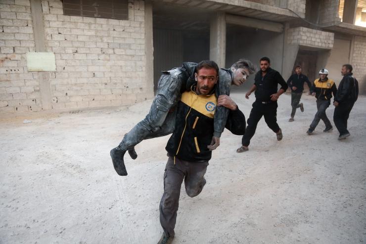 UURING: Maailma ohtlikuimad riigid on Süüria, Afganistan ja Jeemen