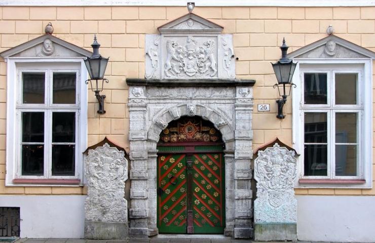 Taani kontsert rõõmustab Mustpeade majas kuulajaid