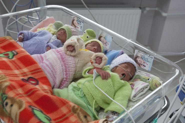 125f775d683 FOTOD JA VIDEO! Doktor Andresson: ema aitab enneaegse beebi ajul areneda.