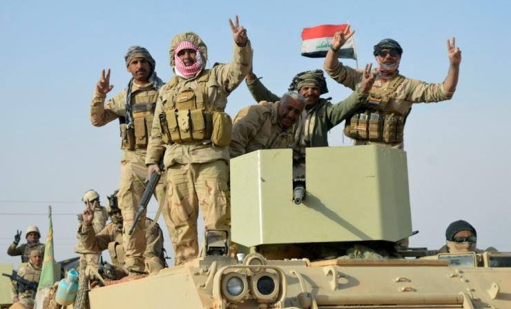 Iraagi väed vallutasid IS-i käest viimase linna