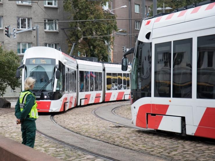 Tallinn võib sadama trammiliiniga luua täiendava trammikoridori
