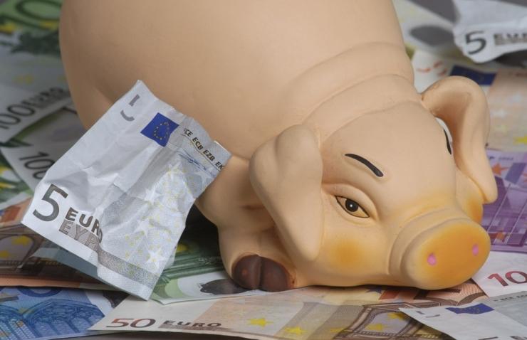 Saksa meedia mainib Eestit EL-i eakate vaesusriski pingerea tipus