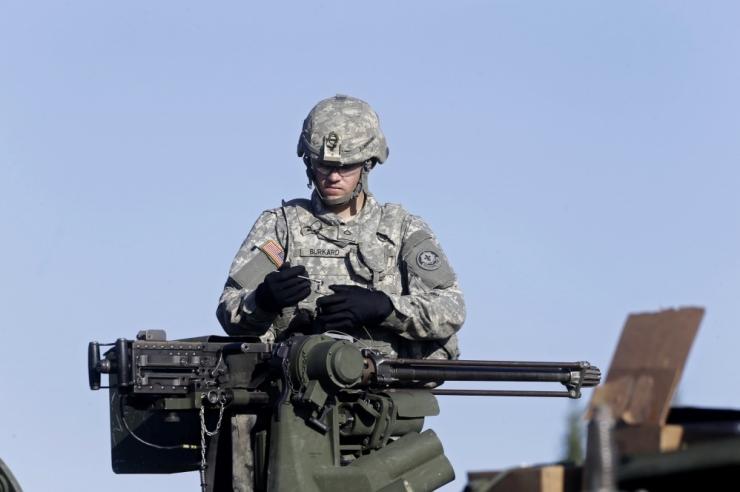 ABC: Trumpile pannakse ette eraldada 47 miljonit Ukrainale relvadeks