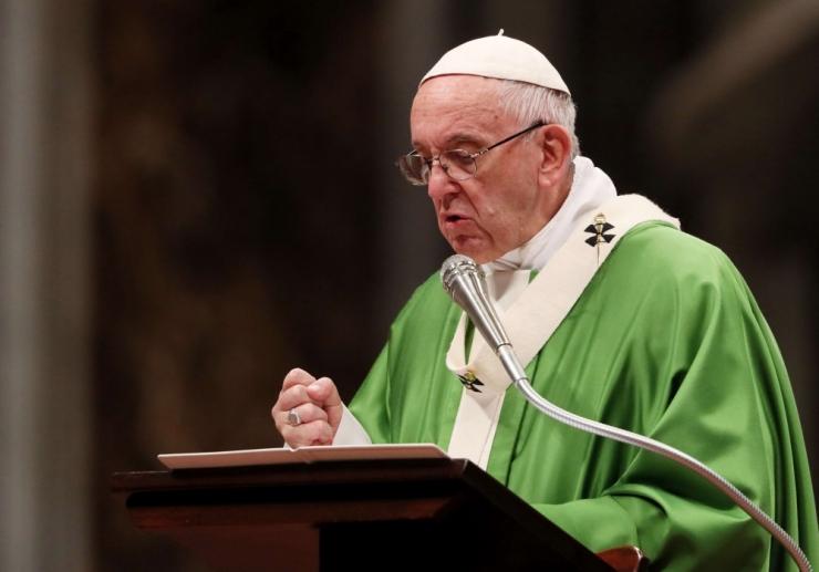 Paavst tuleb Eestisse
