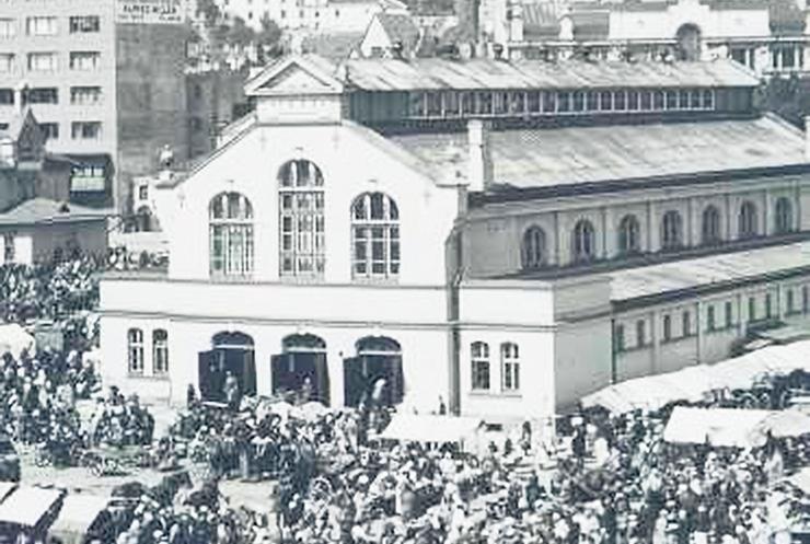 Rikkast perest mees kuulutas ette Tallinna pommitamist ja kaubast lagedaid turulette