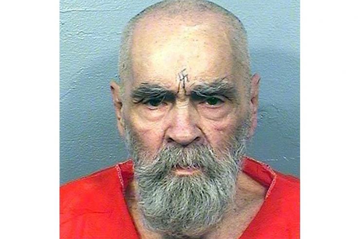 Suri sarimõrvar Charles Manson