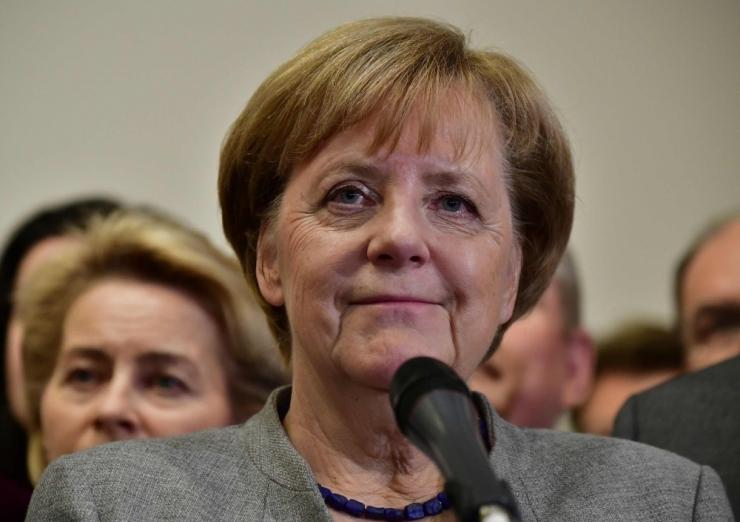 Merkel avaldas kahetsust koalitsioonikõneluste nurjumise pärast