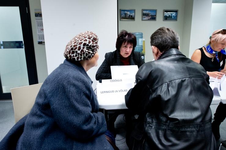 Õigusapteek pakub Stroomi keskuses abi