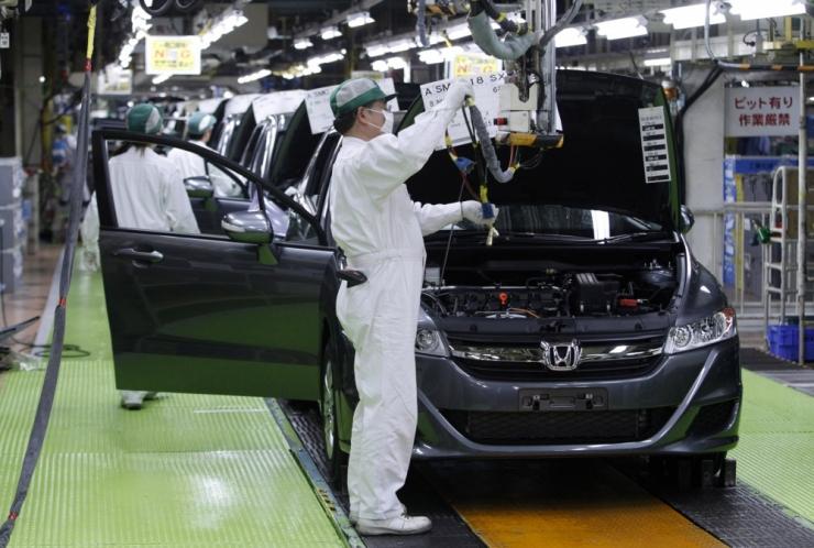 Honda kutsub USA-s vigaste istmete tõttu tagasi 800 000 autot