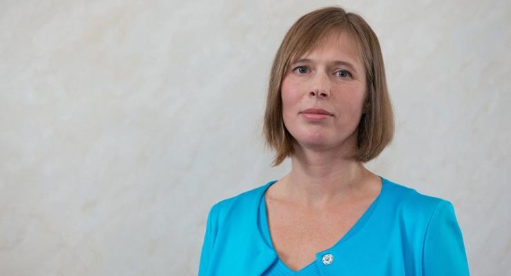 President Kersti Kaljulaid kohtus NATO saadikutega