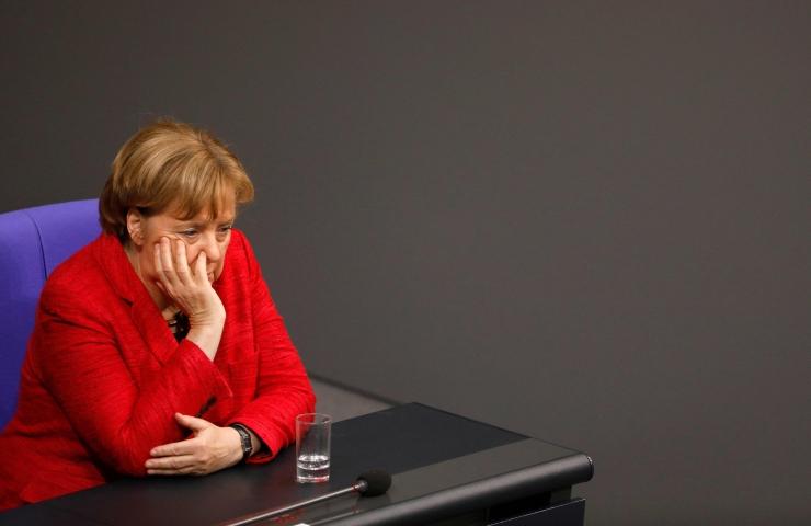 Euroopa Komisjon: Euroopa ei peatu Saksa kriisi tõttu
