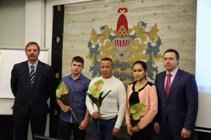 Tallinn premeerib edukaid sportlasi ja nende treenerit