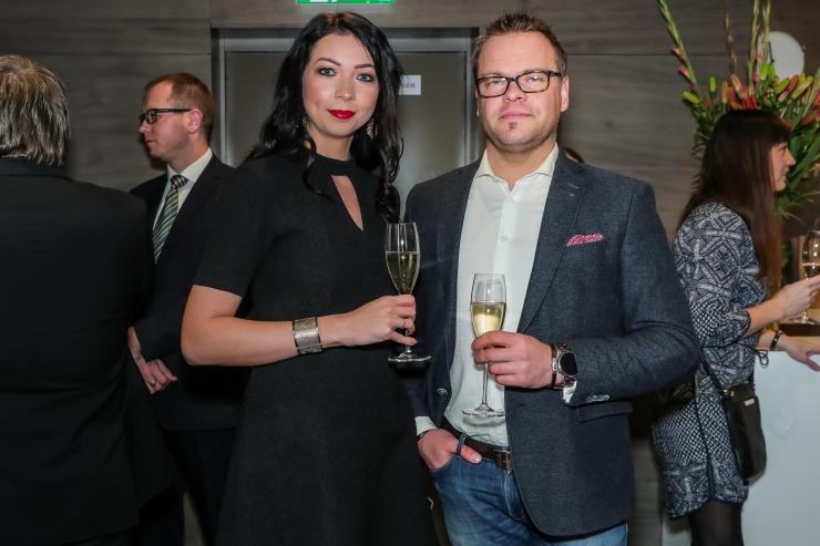 FOTOD! Vaata, millised kuulsused olid kohal Centennial Hotel Tallinn avamisel