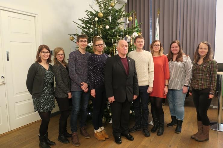 Ida-Tallinna Keskhaigla II teadusprojekt tudengite ja õpilastega jõuab lõpule