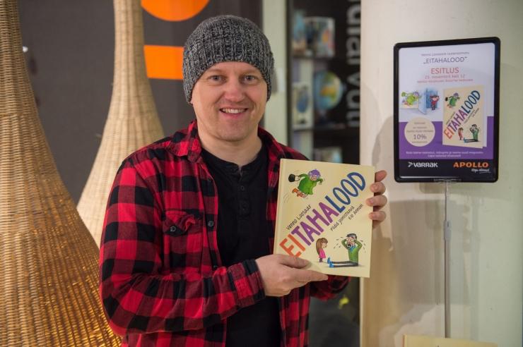 FOTOD JA VIDEO! EITAHALOOD: Venno Loosaare raamatus kasvatavad lapsed oma vanemaid!