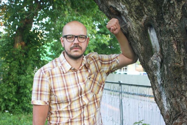 Aasta kodaniku tiitli pälvis Rasmus Rask