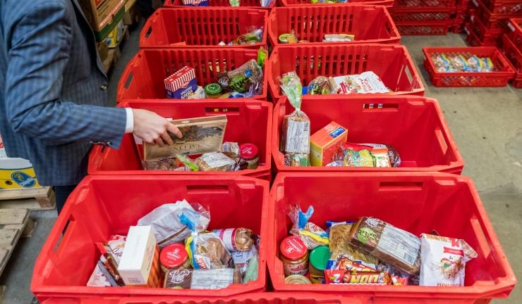 TEE JÕULUHEATEGU! Loe, millistes poodides saad toidupangale annetusi teha