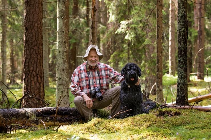 Hendrik Relve tutvustab loodusõhtul Austraalia kummastavat loodust