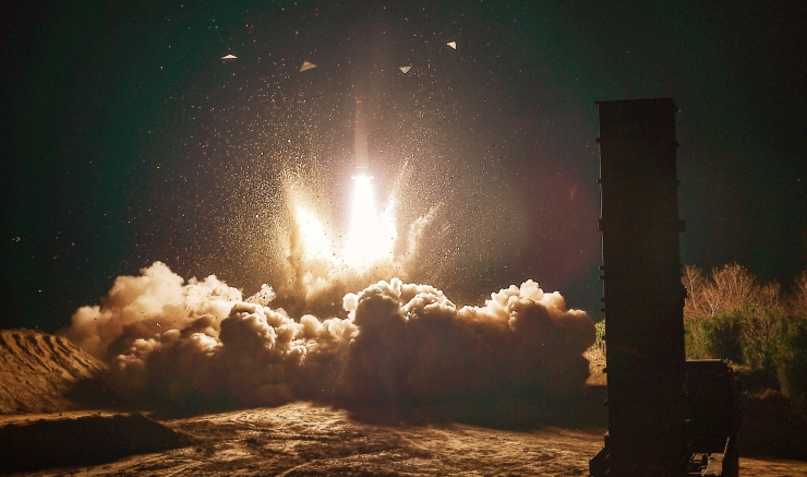 Põhja-Korea teatel katsetati uut mandritevahelist raketti