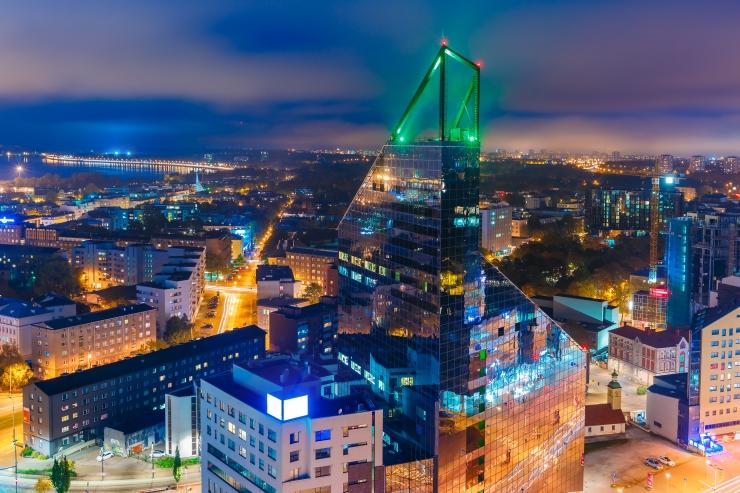Tallinnas jäi kadunuks Soome ametiühingutegelane
