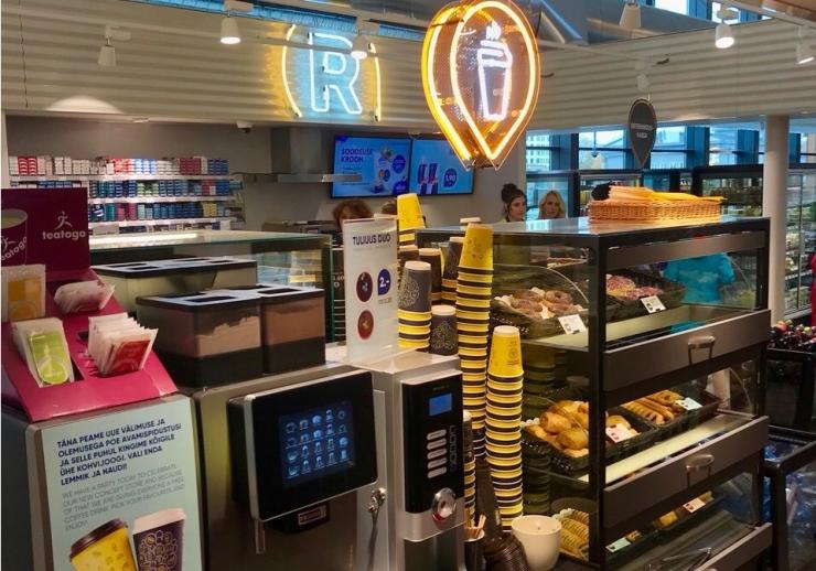 R-Kiosk annetab 15 000 eurot toiduprobleemidega tegelevatele algatustele