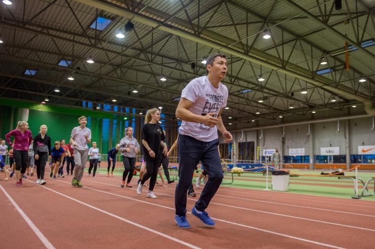 Homme saab Tallinna spordihommikul kolmes spordibaasis tasuta treenida