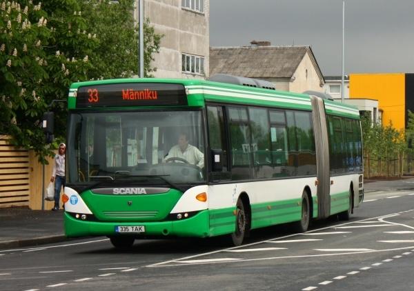 Homsest muutuvad busside sõiduplaanid