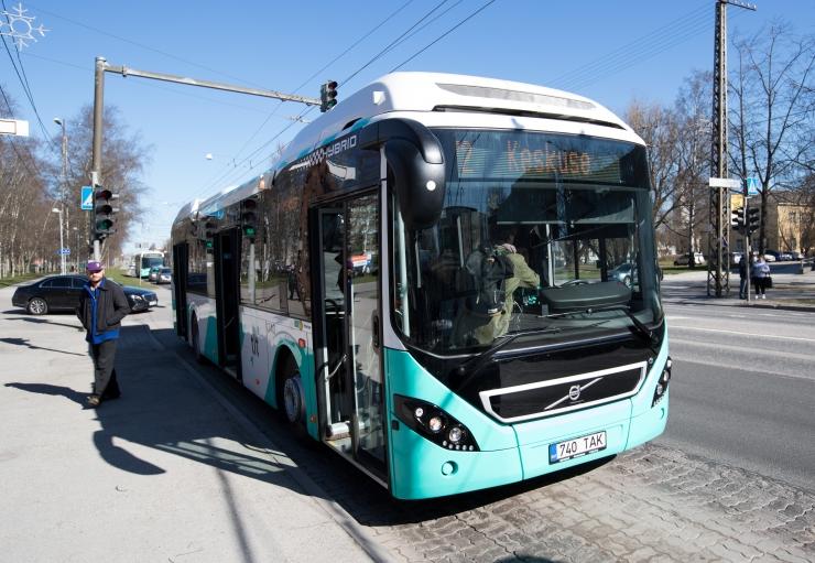 Tänasest muutuvad busside sõiduplaanid