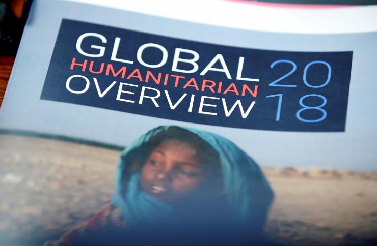 ÜRO taotleb 2018. aastaks 22,5 miljardit dollarit abiraha