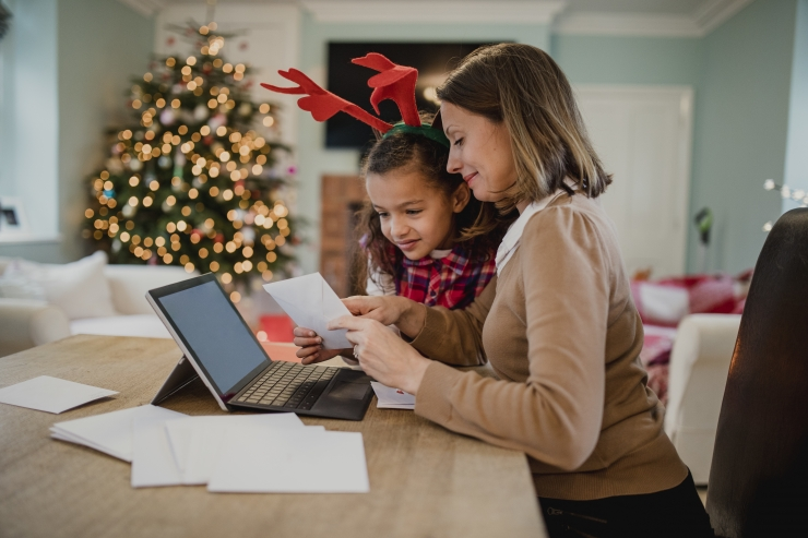 Paberil jõulukaart on endiselt eelistatuim jõulutervitus