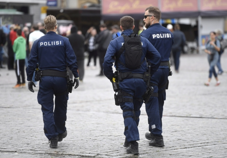 Soome kavatseb eestlastele kiiruseületamise trahviteate koju saata
