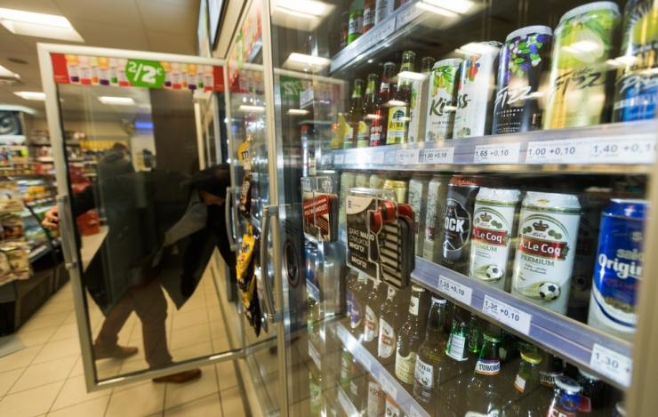 Eesti majapidamiste kulutused alkoholile on Euroopa kõrgeimad
